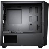COUGAR MG120, Mini Tower, Mini ITX / Micro ATX, USB3.0 x 1, USB2.0 x 1, Mic x 1 / Audio x 1, Reset Button, Expansion Slots x4, Standard ATX PS2, 210 x 415 x 400 (mm)