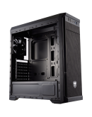 Chassis COUGAR MX330, Mid-Tower, Mini-ITX/Micro ATX/ATX, Dimension (WxHxD)-195x473x427(mm), Max. Graphic Cards Length-350mm, Max. CPU Cooler Height-155mm, Water cooling support, USB3.0 x 2/USB2.0 x 2/Mic x 1/Audio x 1