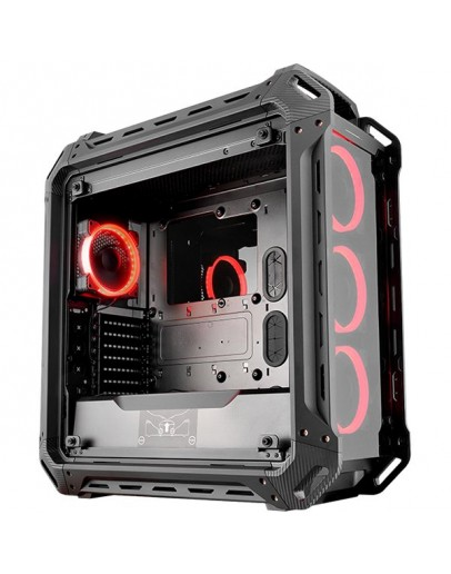 Chassis COUGAR PANZER EVO Full-Tower, Mini ITX/MicroATX/ATX/ CEB/L-ATX/E-ATX (E-ATX up to 12x11 ), Max. Graphics Card Length-390mm/15.35 (Inch),Max. CPU Cooler Height-170mm/ 6.69 (Inch), CM, Water Cooling Support,USB3.0x2/USB2.0x2 Micx1/Audiox