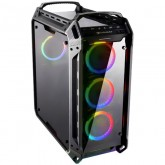 Chassis COUGAR PANZER EVO RGB Full-Tower, Mini ITX/MicroATX/ATX/ CEB/L-ATX/E-ATX (E-ATX up to 12x11 ), Max. Graphics Card Length-390mm/15.35 (Inch),Max. CPU Cooler Height-170mm/ 6.69 (Inch), CM, Water Cooling Support,USB3.0x2/USB2.0x2 Micx1/Au