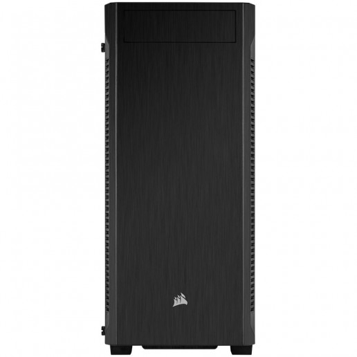 Corsair 110R Templered Glass Mid-Tower Gaming Case, Black