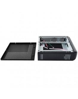 E-mini 3001 Black/Silver 120W DC/DC 12V5A Adapter