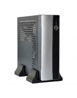 E-mini 3002 Black, 120W DC/DC + 12V/5A adapter, Mini-ITX chassis