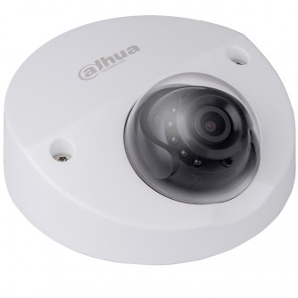 "Dahua 2MP IP Mini-Dome camera, Day&Night, 1/2.8"" CMOS, 50fps@1080P (1920x1080), Focal Length 2.8mm, view angle 110° H.265, Built-in-Microphone, 0.009/F2.0 Lux (Colour), 0.001 Lux /F2.0 (IR), micro SD Slot(up to 128GB), IP 67, DC12V, PoE 4.5W"