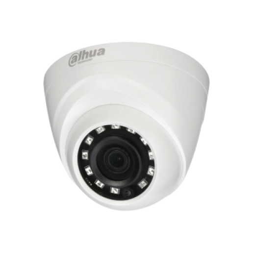 Dahua HD-CVI camera 1MPix Water-proof, Day&Night, 1280x720 Effective Pixels, 25fps@720P, Focal Length 3.6mm, 0.05Lux/F2.0, 0Lux IR on, outdoor installation