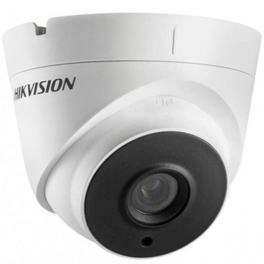 Hikvision 4MP IP Turret camera, H265+ 1/3 progressive CMOS, 2560x1440 Effective Pixels, 20fps@1440P, Focal Length 2.8mm (100° view angle), 0.01Lux@(F1.2,AGC ON),0 Lux with IR on, Max IR Range up to 40m, IP67, DC12V, PoE 7W, Outdoor installation.