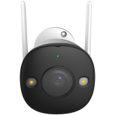 """Imou Bullet 2, full color night vision Wi-Fi IP camera, 2MP, 1/2.8"""" progressive CMOS, H.265/H.264, 25fps@1080, 2.8mm lens, field of view 108°, IR up to 30m, 16xDigital Zoom, 1xRJ45,  Micro SD up to 256GB, Built-in Mic&Speaker, Motion Detection, I"""