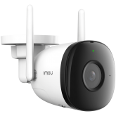 """Imou Bullet 2C, Wi-Fi IP camera, 2MP, 1/2.8"""" progressive CMOS, H.265/H.264, 25fps@1080, 2.8mm lens, field of view 102°, IR up to 30m, 16xDigital Zoom, 1xRJ45, Micro SD up to 256GB, built-in Mic, Motion and Human Detection, IP67."""