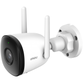 """Imou Bullet 2C, Wi-Fi IP camera, 4MP, 1/2.7"""" progressive CMOS, H.265/H.264, 25fps@1440, 2.8mm lens, field of view: 106°, 16x Digital Zoom, IR up to 30m, 1xRJ45, Micro SD up to 256GB, built-in Mic, Motion Detection, IP67."""