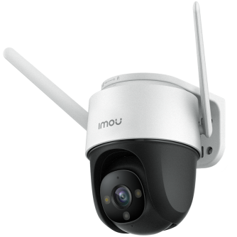 """Imou Cruiser, full color night vision Wi-Fi IP camera 2MP, rotation 355° pan & 90° Tilt, 1/2.8""""; progressive  CMOS, H.265/H.264, 25fps@1080, 3.6mm Fixed lens, field of view: 89°, IR up to 30m, 16xDigital Zoom, 1xRJ45, Built-in Mic&Speaker, IP"""
