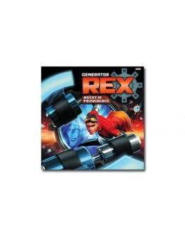 MICROSOFT Generator Rex: Agent of Providence, Великобритания