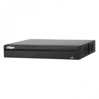 Dahua 4-channel NVR,H.264+/H.264, MJPEG,1xSATA,2xUSB, 1xVGA, 1xHDMI,1xAudio, support,CMS/Web viewer,DC12V,2A, 2.4W, Without HDD
