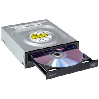 ODD LG  GH24NSSD5 Super-multi DVD-RW 24x SATA Black, Retail