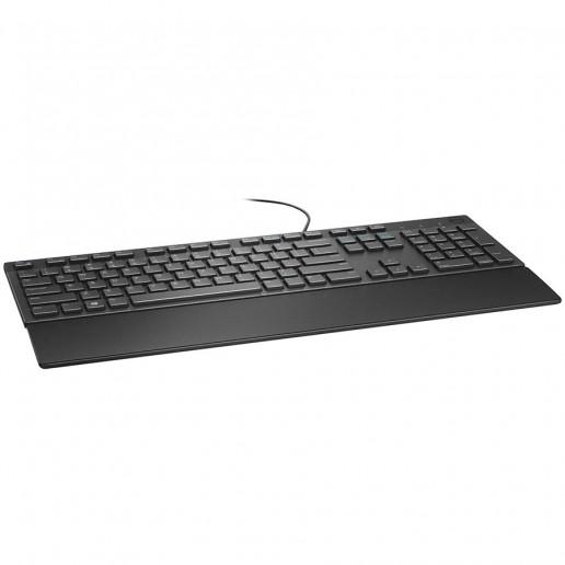 Dell Multimedia Keyboard-KB216 - US International (QWERTY) - Grey (-PL)