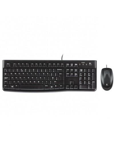 LOGITECH Corded Desktop MK120 - EER - Bulgarian layout