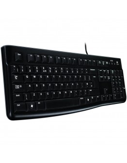 LOGITECH Corded Keyboard K120 - EER - US International layout