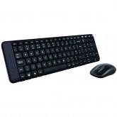 LOGITECH Wireless Desktop MK220 - EER - US International