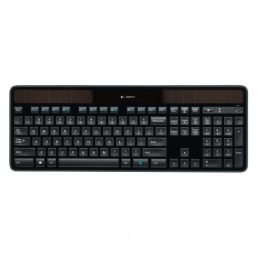 LOGITECH Wireless Keyboard K750 Solar - NSEA - UK Layout