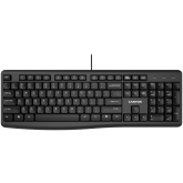 Wired Chocolate Standard Keyboard ,105 keys, slim  design with chocolate key caps,  1.5 Meters cable length,Size34.2*145.4*27.2mm,450g BG layout