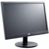 AOC LED Monitor 19.53, 1920x1080@60Hz, 3000:1(CR), 20000000:1(DCR), 7ms, VGA,DVI,2X2W Speakers) Black