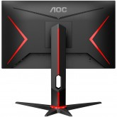 AOC Monitor LED 24G2U5/BK (23.8, IPS, 16:9, 1920x1080, 1ms MTR, 1000:1, 100M:1, 178/178, 250 cd/m2, 3H, FreeSync, Borderless, Pivot, Swivel, Tilt, Height ajust., HDCP, DP, HDMI, VGA, Speakers, Tilt) 3y