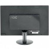 AOC Monitor LED E2070SWN (19.5, TN, 16:9, 1600x900, 5 ms, 600:1, 20M:1, 90/50, 200 cd/m2, VGA, Tilt: -3/+10, VESA) Black