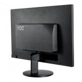 AOC Monitor LED E970SWN (18.5, 16:9, 1366x768, LED, 200 cd/m2, 20M:1, 5 ms, 90/50°, VGA) Black, 3y