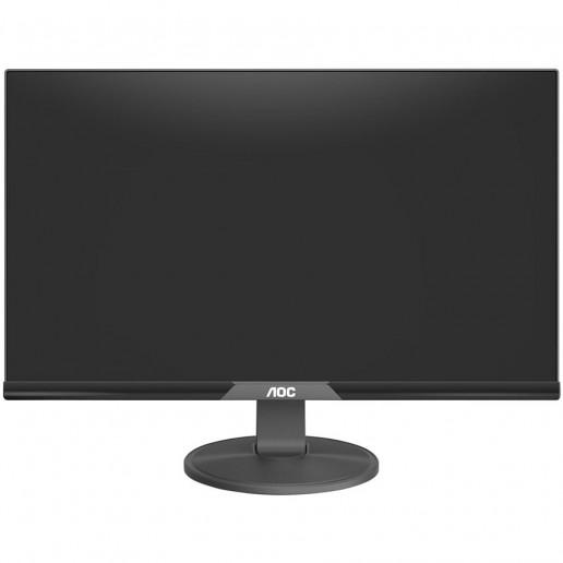 AOC Monitor LED I220SWH (21.5, IPS, 16:9, 1920x1080, 5ms, 1000:1, 20M:1, 178/178, 250 cd/m2, HDCP, HDMI, VGA, Tilt, Pivot) Black, 3y