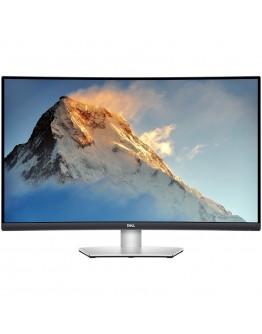 "DELL Curved S3221QS, 31.5"", 4K UHD 3840x2160 @ 60Hz, 16:9, VA Anti-Glare, 99% sRGB, 90% DCI-P3, 178°/178°, AMD Free Sync, Flicker-free, 3000:1, 4ms, 300 cd/m2, VESA, 2xHDMI 2.0, DP 1.2, 2xUSB, Audio Line-Out, Height Adjustable, Speakers 2x3W, 3Y"