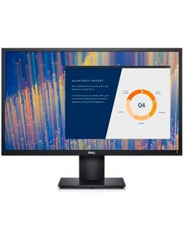 "Dell 23.8"" Monitor E2421HN, 1920x1080 60 Hz 16:9 IPS Anti-Glare, 250 cd/m² (typical), 250 cd/m² (typical), Color depth: 16.7 Million, 1000:1 (typical), 178°/178°, 8 ms typical (Normal) 5 ms typical (gray to gray), 1 x VGA, 1 x HDMI 1.4, 3Y NBD"
