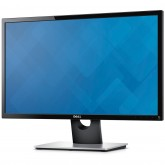 Dell S-series SE2416H, 23.8 (16:9), IPS LED backlit, Anti glare with hard-coating 3H, 1920x1080, 1000:1, 250 cd/m2, 6 ms, 178°/178°, tilt-adjust., VGA, HDMI, Security lock slot, Glossy Black/Silver, 3Yr (210-AFZC)