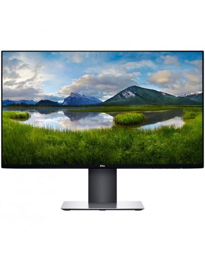 "Dell UltraSharp U2421HE, USB-C Hub RJ45 23.8"" (16:9), Infinity Edge, IPS LED backlit, AG 3H, 1920x1080, 1000:1, 250cd/m2, 5 ms, 99% sRGB, Gamut, 178°/178°, height, pivot, tilt , swivel, VESA, 2xDP, HDMI, USB-C up to 65W, 4xUSB 3.0, RJ45, Black, 3Y"