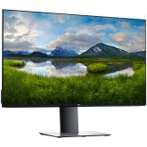 "Dell UltraSharp U2721DE, USB-C Hub RJ45 27"" (16:9), Infinity Edge, IPS LED backlit, AG 3H, 2560x1440, 1000:1, 350cd/m2, 5 ms, 99% sRGB, Gamut, 178°/178°, Height, Tilt, Swivel, Pivot, 2xDP, HDMI, USB-C up to 65W, 4xUSB 3.0, RJ45, Black, 3Y"