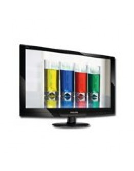 "LCD Display PHILIPS 221EL2SB (21.5"", 1920x1080, Светодиод (Подсветка), 20000000:1(DCR), 176/170, 5ms, VGA/DVI) Черен"