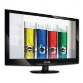 LCD Display PHILIPS 221EL2SB (21.5, 1920x1080, Светодиод (Подсветка), 20000000:1(DCR), 176/170, 5ms, VGA/DVI) Черен
