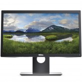 Monitor DELL Professional P2018H 19.5in, 1600x900, HD, TN Antiglare, 16:9, 1000:1, 250 cd/m2, 5ms, 160/170, DP, HDMI, VGA, USB 3.0 x3, USB 2.0 x2, Tilt, Swivel, Pivot, Height Adjust, 3Y