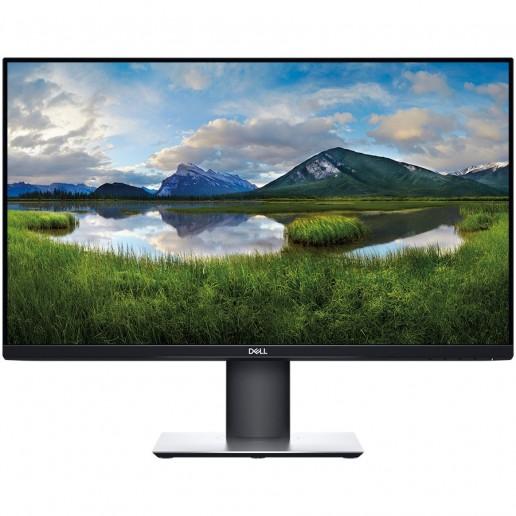 Monitor DELL Professional P2720D 27in, 2560x1440, QHD, IPS Antiglare, 16:9, 1000:1, 350cd/m2, 8ms/5ms, 178/178, DP, HDMI, 3x USB 3.0, 2x USB 2.0, Tilt, Swivel, Pivot, Height Adjust, 3Y