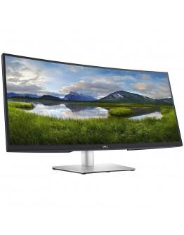Monitor DELL Professional P3421W, 34.14in Curved, 3440x1440, WQHD, IPS Antiglare, 21:9, 1000:1, 300 cd/m2, 8ms/5ms, 178/178, DP, HDMI, USB-C/DP, 3x USB 3.2, 2x USB 2.0, Tilt, Swivel, Height adjust, 3Y