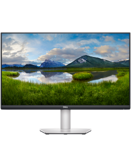 "Monitor DELL S-series S2721D 27"", 2560x1440, QHD, IPS Antiglare, 16:9, 1000:1, 350 cd/m2, AMD FreeSync, 4ms, 178°/178°, DP, 2x HDMI, Audio line out, Speakers, Tilt, 3Y"