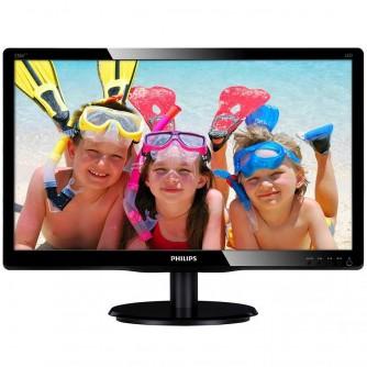"Monitor LCD PHILIPS (23"",1920 x 1080,LED Backlight,1000:1,10 000 000:1,170/160,5ms,DVI / VGA)"