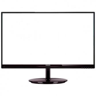 Monitor LCD PHILIPS 234E5QDAB/00 (23'', AH-IPS, 1920x1080, LED Backlight, 1000:1, 20000000:1(DCR), 178/178, 5ms, HDMI/DVI/VGA, Speakers) Black