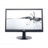 Monitor LED AOC e2260Swda (21.5, 1920x1080, TN, LED Backlight, Full HD, 1000:1, 20000000:1(DCR), 170/160, 5ms, VGA/DVI, MM) Black