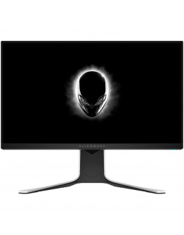 "Monitor LED Alienware AW2521HFLA 24.5"", 16:9, Gaming, 240Hz, AMD FreeSync Premium, G-SYNC Compatible, 1920x1080, 1000:1, 178/178, 1ms, 400 cd/m2, 2x HDMI, DP, 4x USB 3.0, Lunar Light, 3Y Warranty"