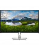"""Monitor LED DELL S2721H, 27"""" IPS Anti-Glare, 1920x1080 at 75Hz, 75% Colour Gamut, 16:9, 178°/178°, AMD Free Sync, Flicker-free, 1000:1, 4ms, 300 cd/m2, VESA, 2xHDMI, Audio Line-Out, Speakers, 2x3W, Tilt, 3Y"""