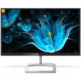 Monitor LED Philips 226E9QDSB/00, E-line, 21.5 1920x1080@60Hz, 16:9, IPS , 5ms, 250nits, Black/Silver , 2 Years, VESA75x75mm/VGA/DVI/HDMI/