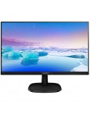 Monitor LED Philips 243V7QDSB/00, V-line, 23.8 1920x1080@60Hz, 16:9, IPS, 5ms, 250nits, Black, 3 Years, VESA100x100/VGA/DVI/HDMI/
