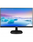 Monitor LED Philips 273V7QJAB/00, V-Line, 27'' 1920x1080@60Hz, 16:9, IPS, 5ms, 250nits, Speakers 2W, Black, 3 Years, VESA100x100/VGA/HDMI