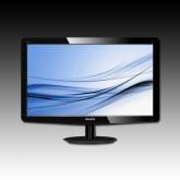 Монитори LCD PHILIPS 226V3LAB/00 (21.5, 1920x1080, Светодиод (Подсветка), 1000:1, 10000000:1(DCR), 170/160, 5ms, VGA/DVI/Audio Line-In, MM) Черен