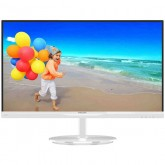 PHILIPS Monitor LED E-Line 234E5QHAW (23, 16:9, 1920x1080, TFT-LCD, 250 cd/m², 20M:1, 5 ms, 178/178°, VGA/HDMI/MHL-HDMI, 2x 5W speakers) White, 2y