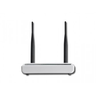 Wireless Router TENDA W308R (300Mbps, 4 x 10/100Mbps auto-negotiation LAN Ports, 1 x 10/100Mbps auto-negotiation WAN Port, 2*5dBi non-detachable antenna, PPPoE/Static IP/Dynamic IP/PPTP/L2TP, DDNS)